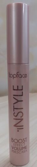 Тушь для ресниц BOOST EFFECT VOLUME Mascara, Topface, (PT308)