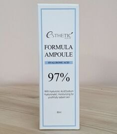 СЫВОРОТКА ДЛЯ ЛИЦА С ГИАЛУРОНОМ ESTHETIC HOUSE FORMULA AMPOULE HYALURONIC ACID